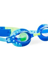 Bling2o Nelly Swim Goggles Rock Lobster Green