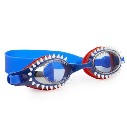 Bling 2O Fish-N-Chips goggles Tiger Shark Navy