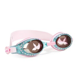 Bling2O Mermaid Swim Goggles Jewel Pink