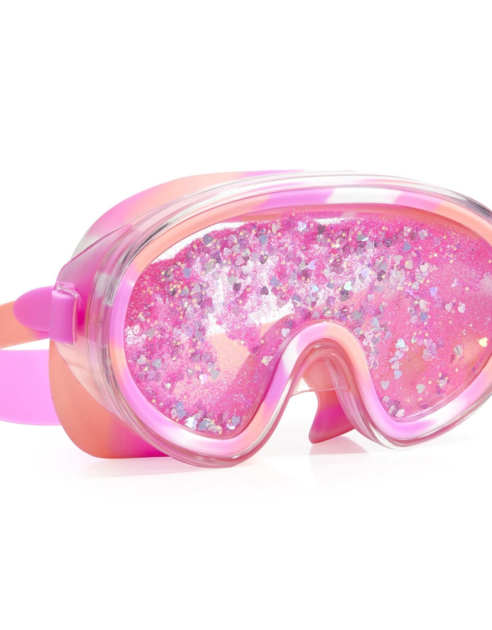 Bling 2O Beach Life mask Sand Art Pink