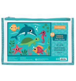 Mudpuppy Pouch Puzzle  Under the Sea