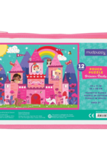 Mudpuppy Pouch Puzzle  Princess Castle