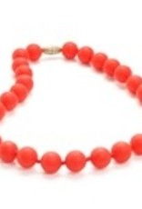 Juniorbeads Jane Jr. Necklace cherry red