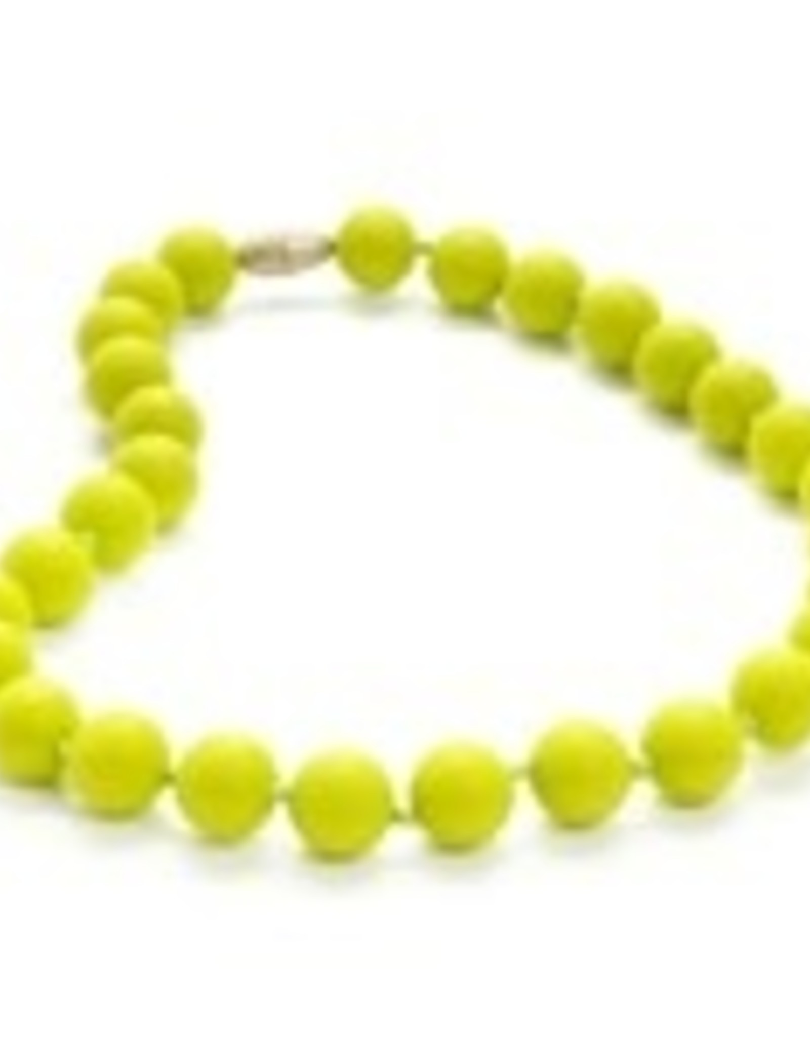 Juniorbeads Jane Jr. Necklace chartreuse