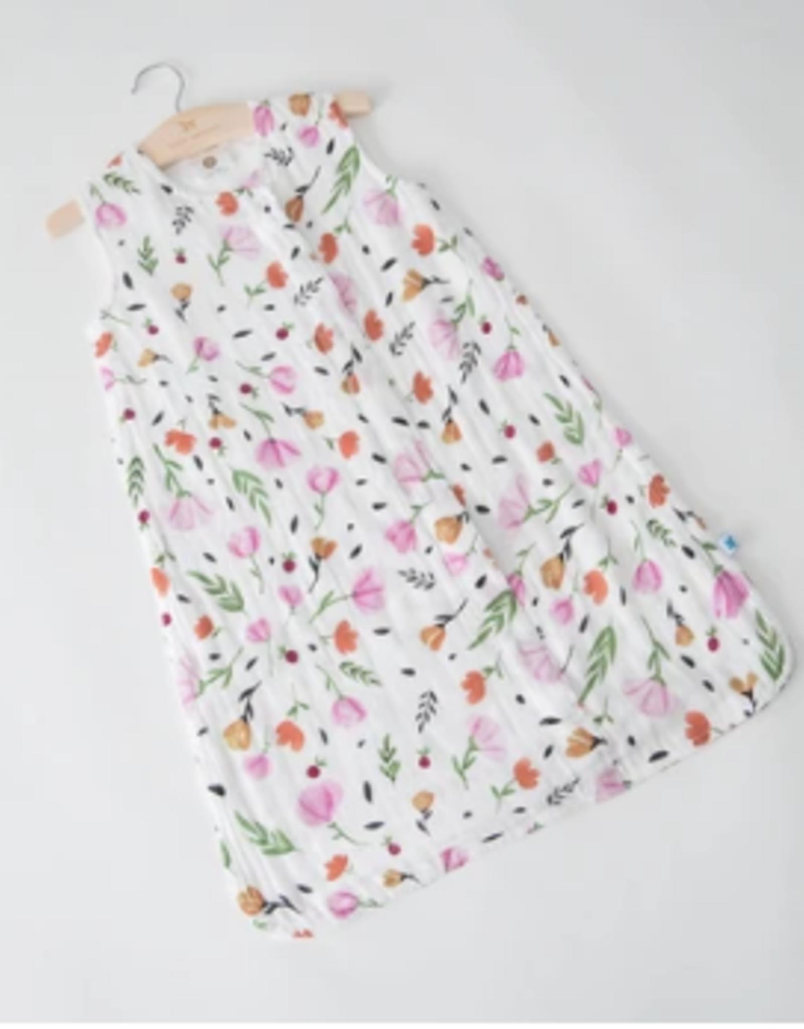 Little Unicorn Sleep Bag Berry Bloom small (0-6m)