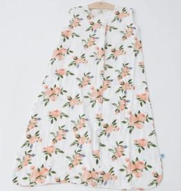 Little Unicorn Sleep Bag Wtrclr Rose Med (6-12m)