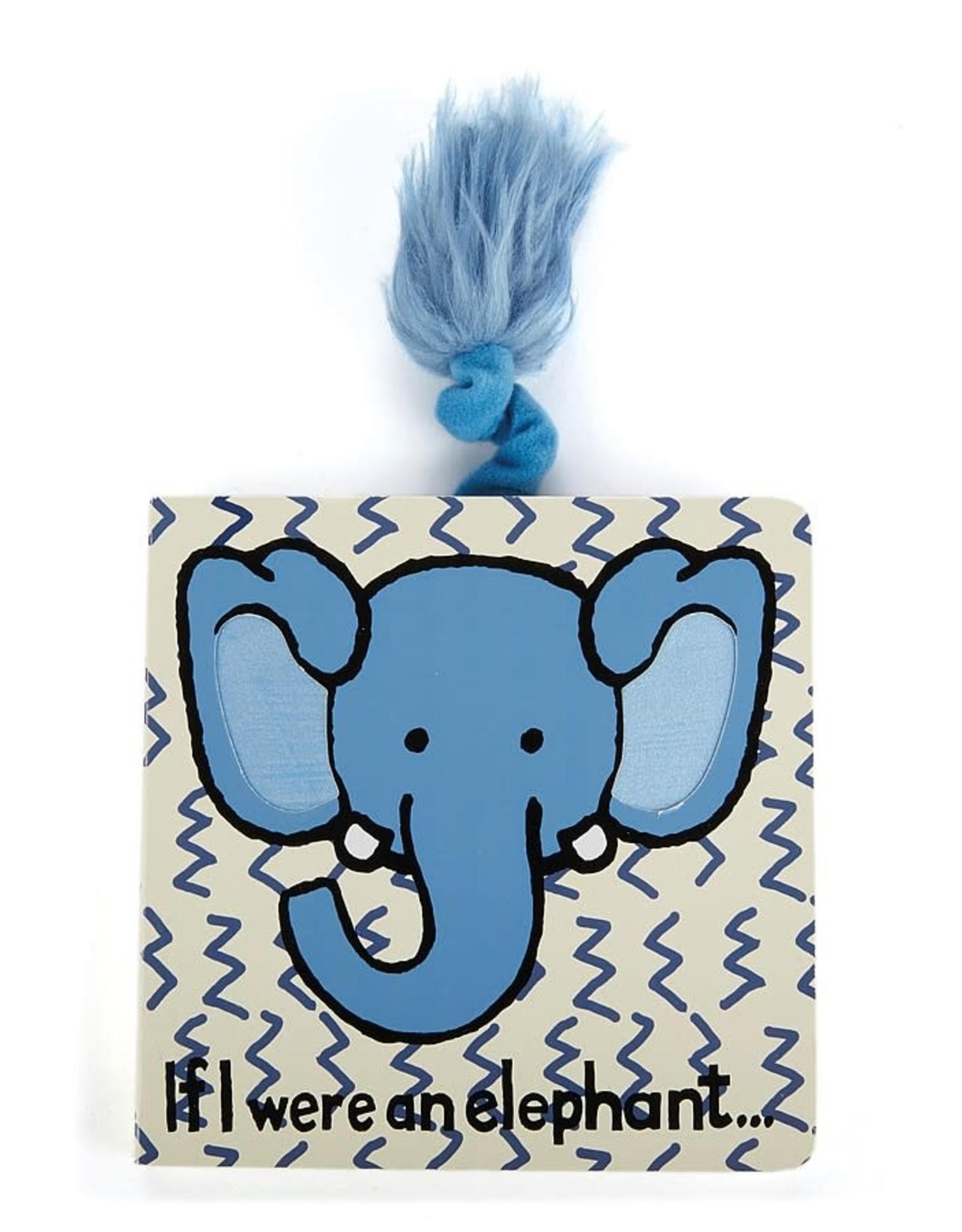 Jellycat If I Were a… Elephant