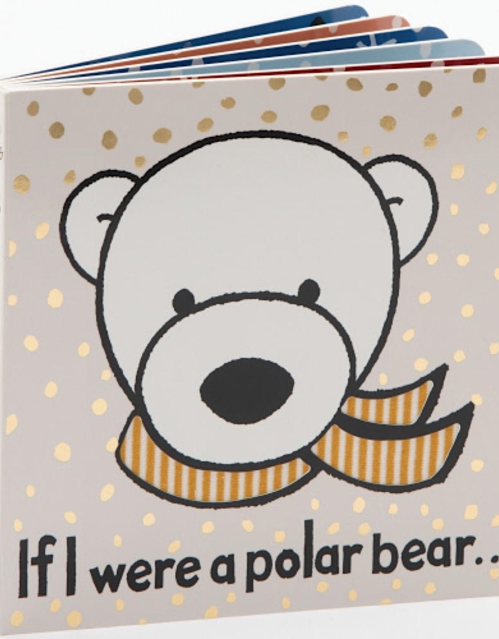 Jellycat If I Were a… Polar Bear