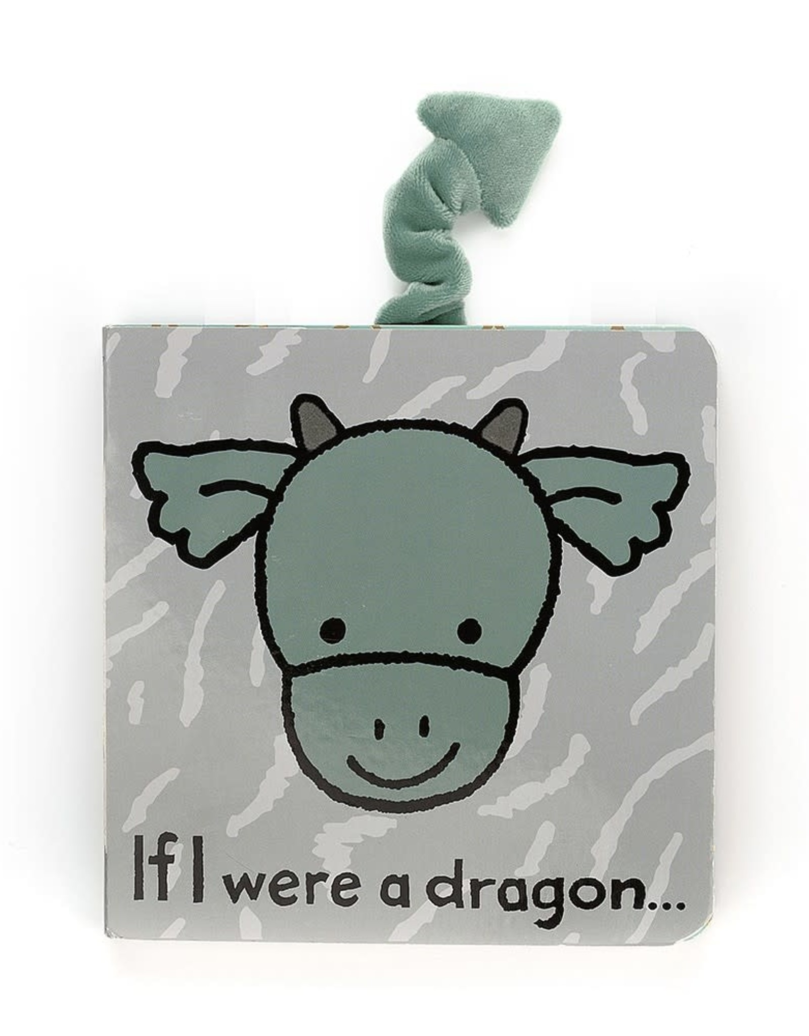 Jellycat If I Were a… Dragon