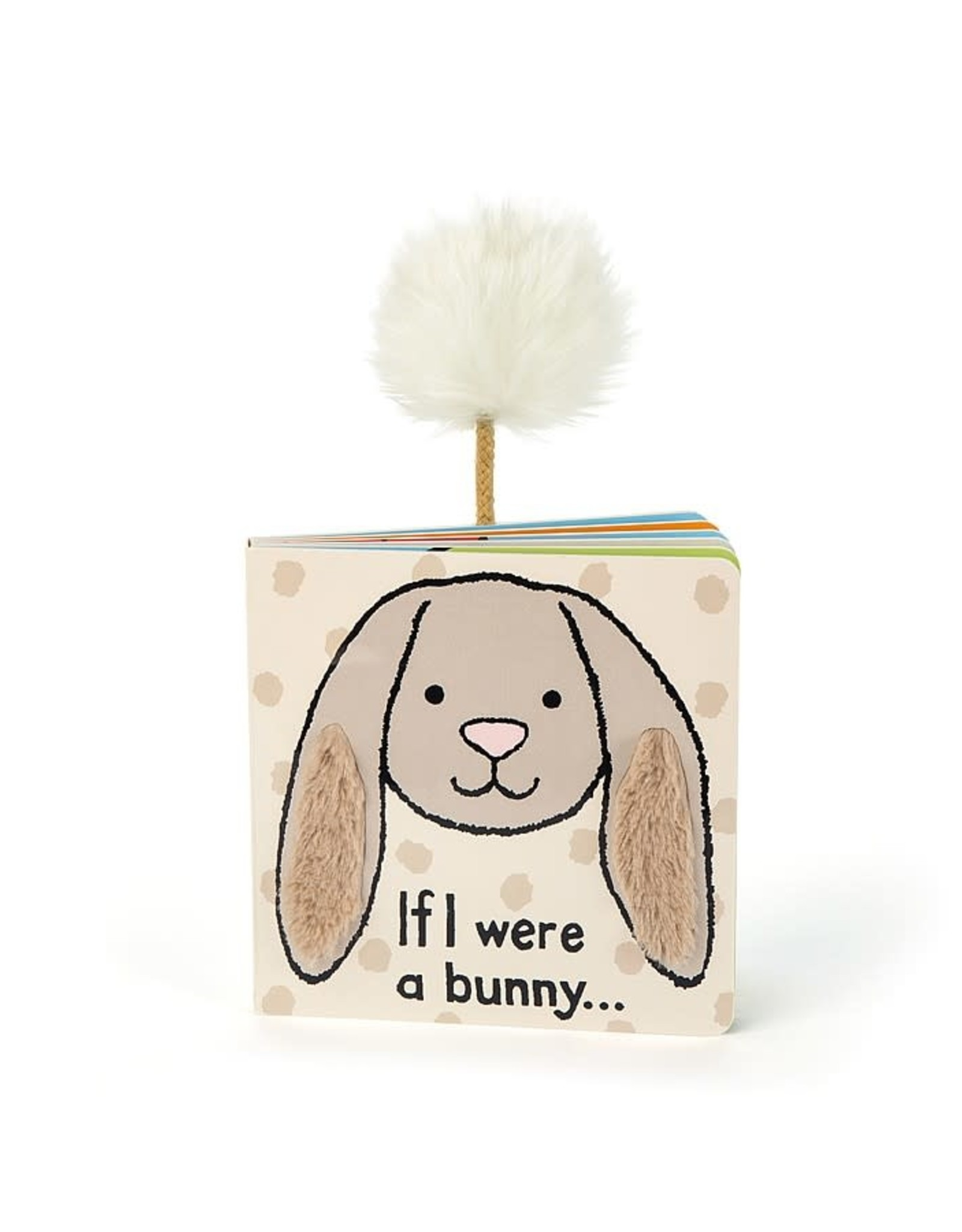 Jellycat If I Were a… Bunny (Beige)