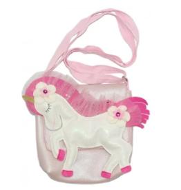 Lily &  Momo Bag Pink Unicorn