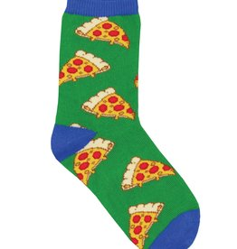 SockSmith Pizza green small