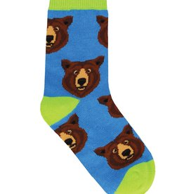 SockSmith Bear Hug blue large