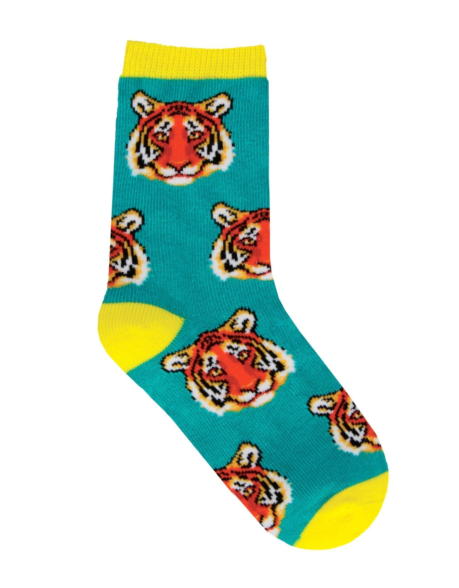 SockSmith Earn Your Stripes Tiger medium