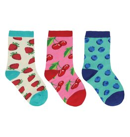 SockSmith Mini Berry Sweet Assorted 12-24m