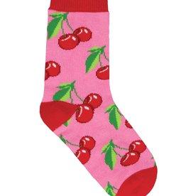 SockSmith Mon Cherry Amour pink large