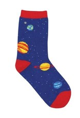 Socksmith Out of This World Navy Medium