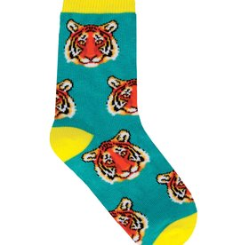 SockSmith Earn Your Stripes Tiger large