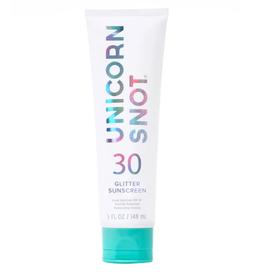 FCTRY Unicorn Snot Glitter Sunscreen Aqua