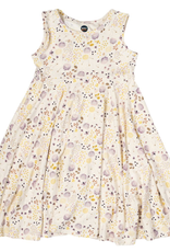 Bird & Bean Garden Party Twirl Dress