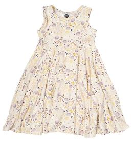 Bird & Bean Garden Party Twirl Dress