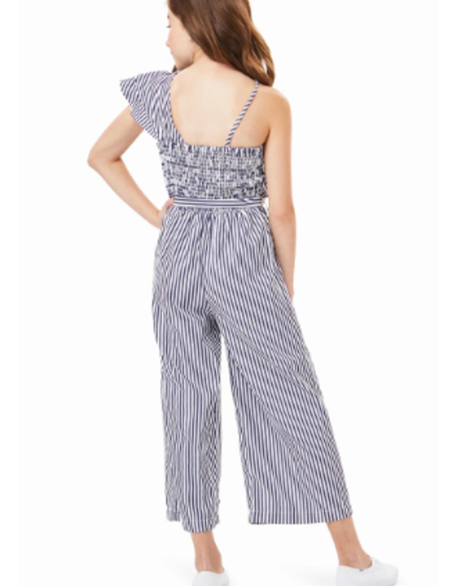Habitual Girl Arya Stripe Jumpsuit