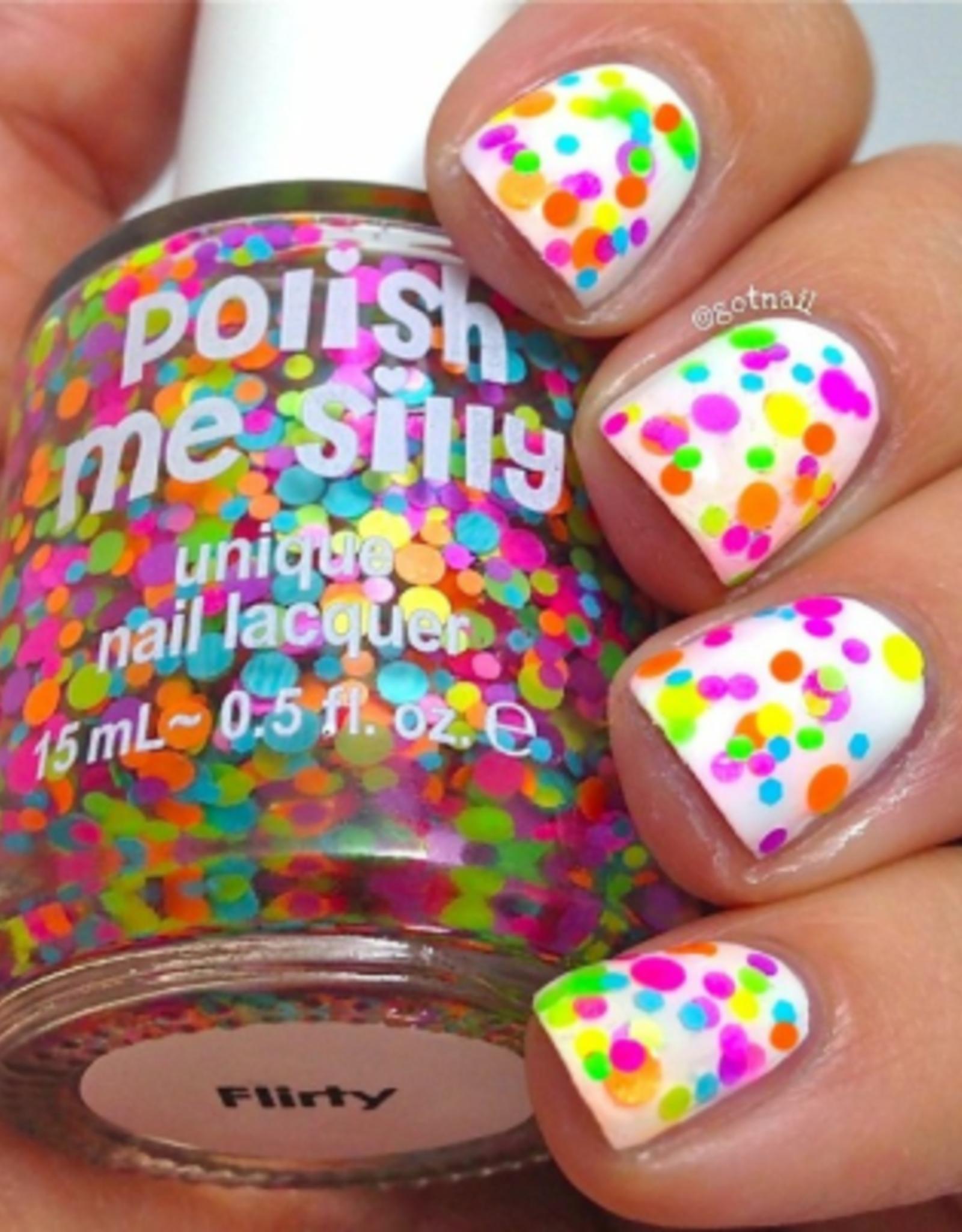 Polish Me Silly Glitter Flirty