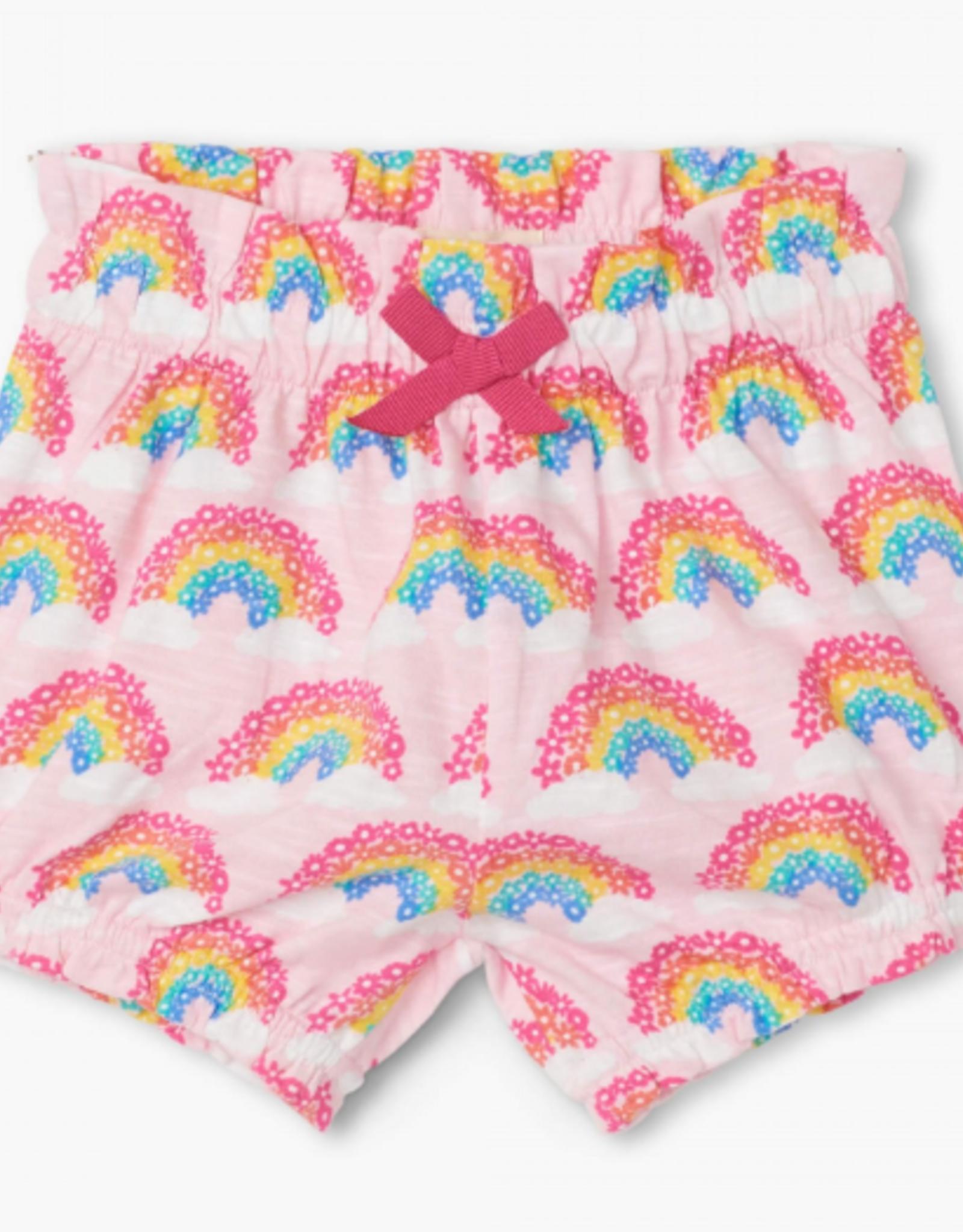 Hatley Magical Rainbow Baby Shorts
