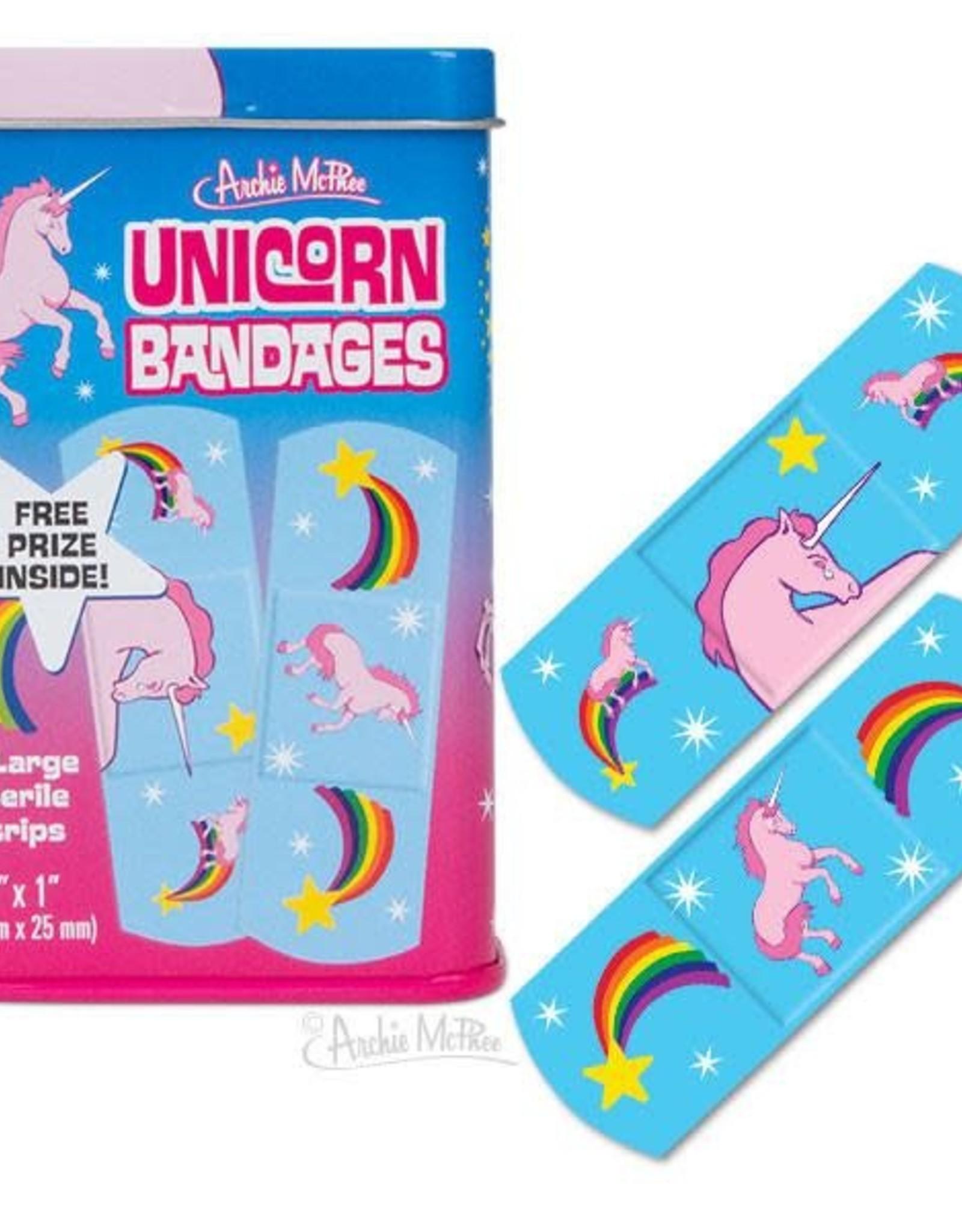 Archie McPhee Bandage Unicorn
