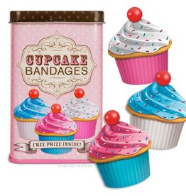 Archie McPhee Bandage Cupcake