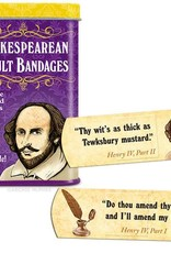 Archie McPhee Bandage Shakespearean Insult