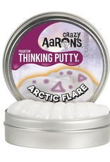 """Crazy Aaron's Thinking Putty Arctic Flare Large 4"""""""
