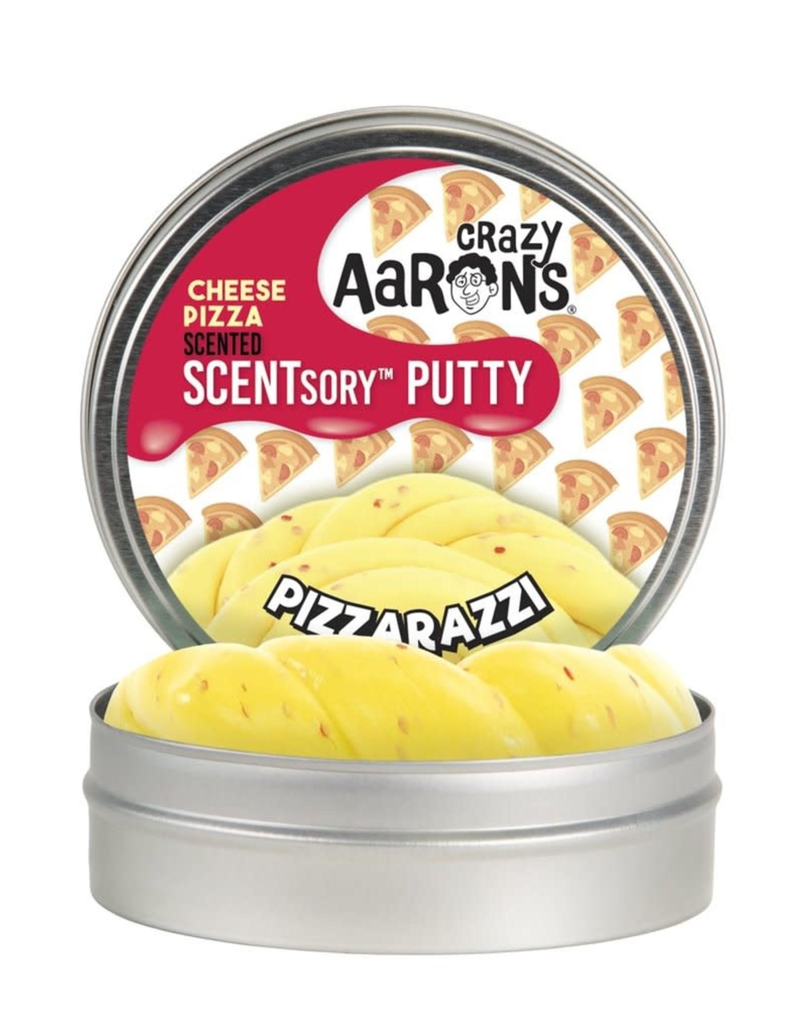 "Crazy Aaron's Scentsory Putty Pizzarazzi 2.75"""