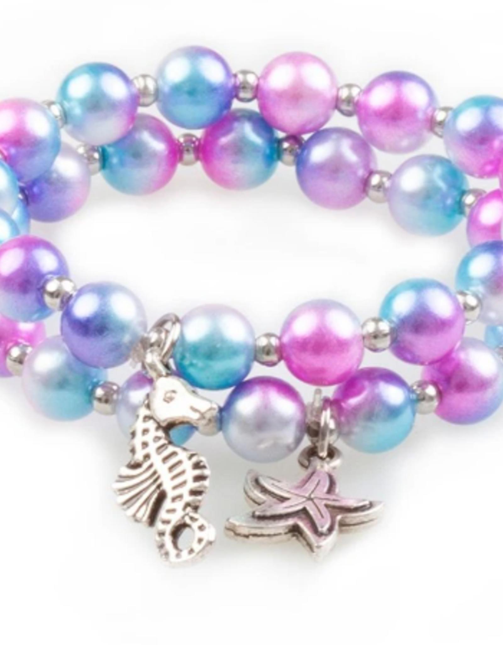 Great Pretenders Mermaid Mist 2pc Bracelet Set