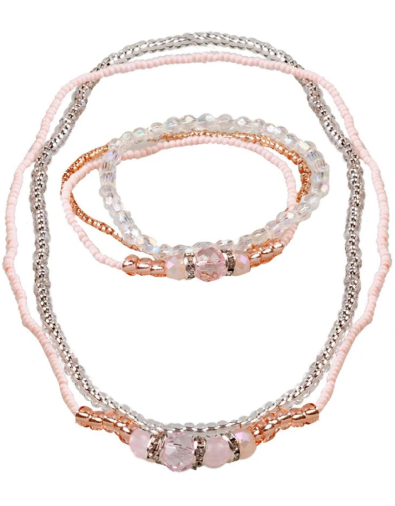 Great Pretenders Sweetie Pie Necklace & Bracelet Set
