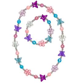 Great Pretenders Flutter Me Necklace and Bracelet Set