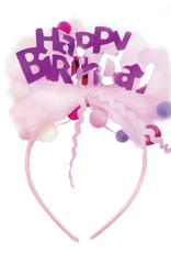 Great Pretenders Happy Birthday Headband