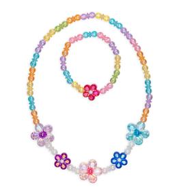 Great Pretenders Blooming Beads Necklace & Bracelet Set