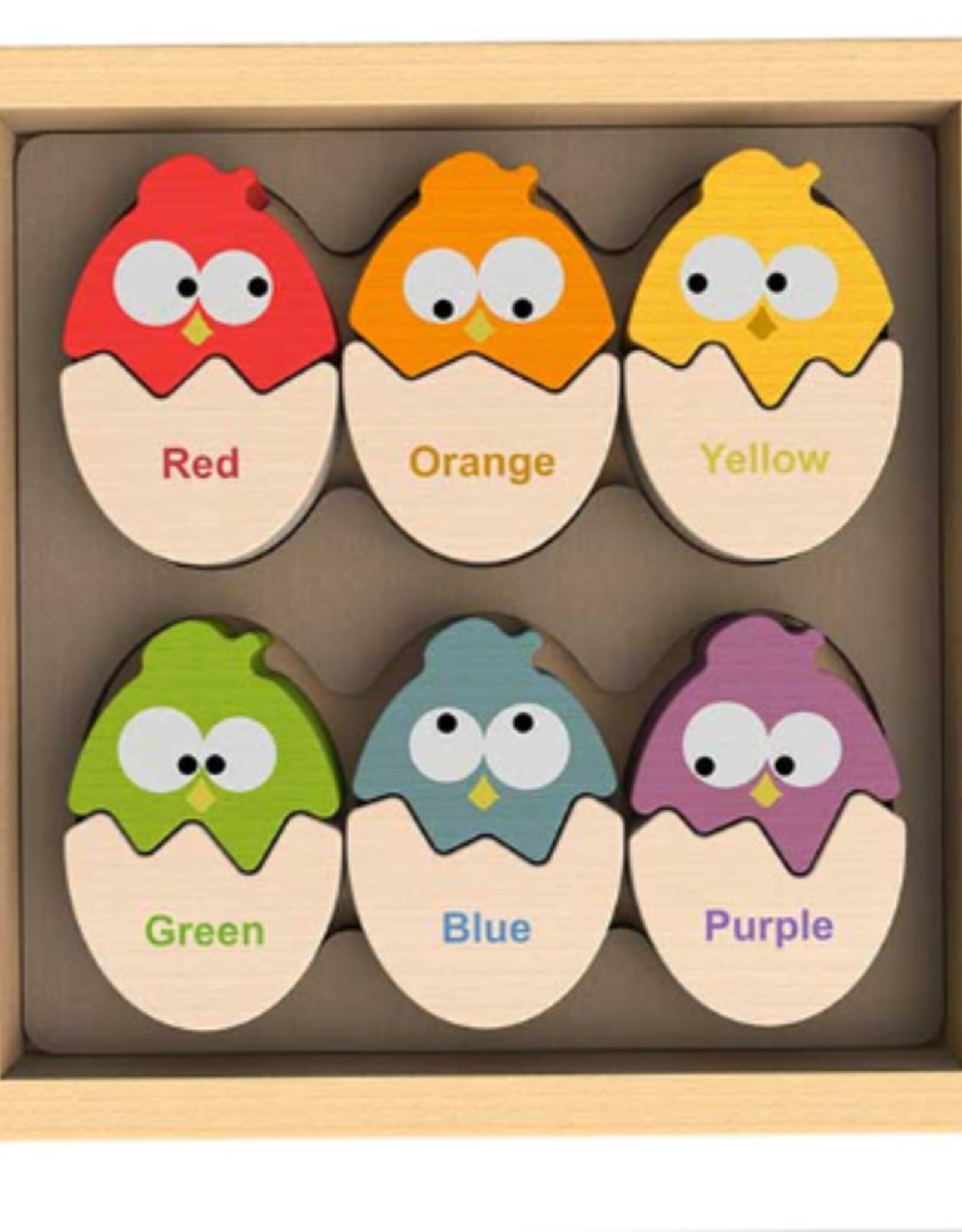 Begin Again Color 'N Eggs