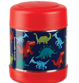Crocodile Creek Food Jar Dinosaur