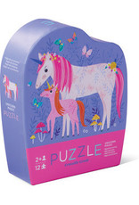 Crocodile Creek Puzzle Unicorn Magic 12 pc mini