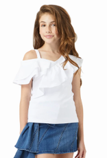 Habitual Girl Clare Asymmetrical Top