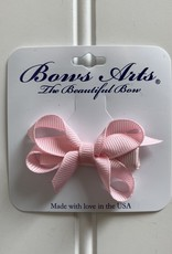 "Bows Arts Infant Classic Bow 2"" Grippie Clippie - Light Pink"