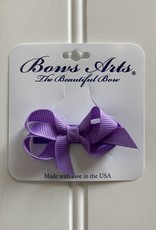 "Bows Arts Infant Classic Bow 2"" Grippie Clippie - Orchid"