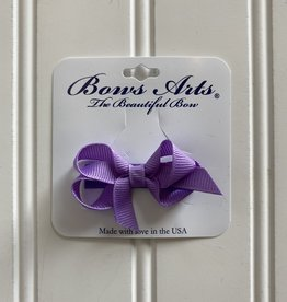 """Bows Arts Infant Classic Bow 2"""" Grippie Clippie - Orchid"""