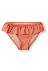 Tea Ruffled Bikini Bottom