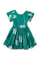 Tea Button Back Dress 2SP20