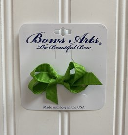 "Bows Arts Infant Classic Bow 2""  - Apple"
