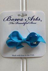 "Bows Arts Infant Classic Bow 2"" - Turquoise"