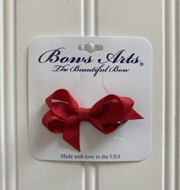 "Bows Arts Infant Classic Bow 2""  - Red"